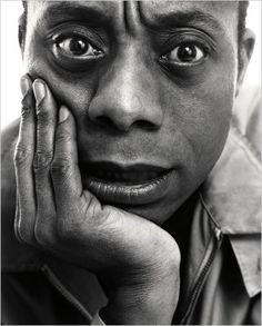 "James Baldwin analyzes the racial problems that exist in ""the land of the free and the home of the brave"""